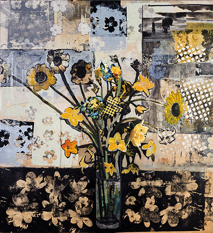 Karsten Creightney | Yellow Bouquet